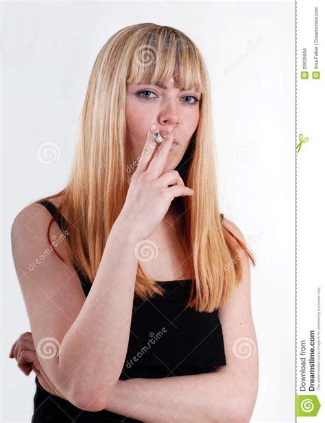 young girl smoking cigarette stock photos images smoking woman stock photo image of burning up beautiful