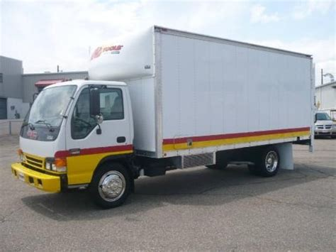 2002 gmc w series truck w5500 commercial utility data