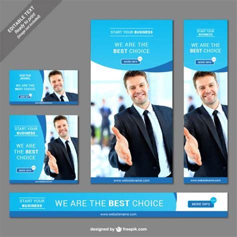 enreinosa la web de negocios conjunto de banners para web de negocios descargar