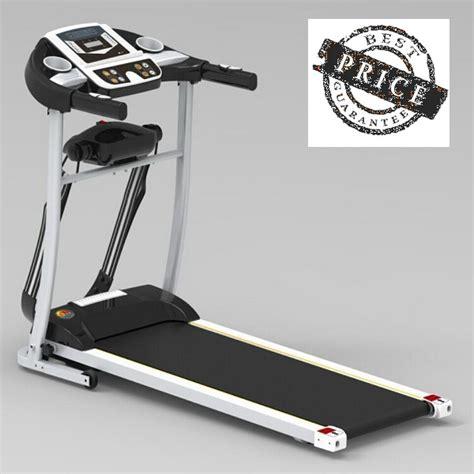 Treadmill Elektrik Venice Mb 2 Fungsi jual alat fitness lari ditempat 2 fungsi venice 08