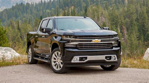 2019 Chevy Silverado by 2019 Chevrolet Silverado Drive Review