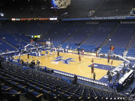 section eleven rupp arena section 11 rateyourseats com