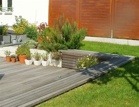 gartenideen für kleine gärten idee garten pflanzen