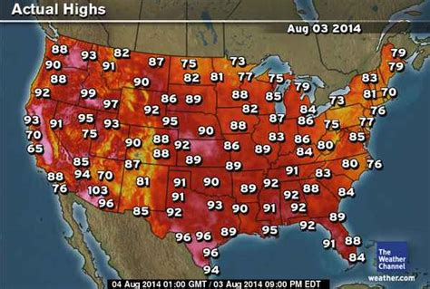 Highest Recorded Temperature In Valley Valley Was Cooler Than Missoula Montana On Sunday