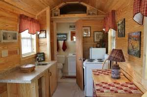 Small Homes Interior I Love This Tiny House Interior Portable Spaces By