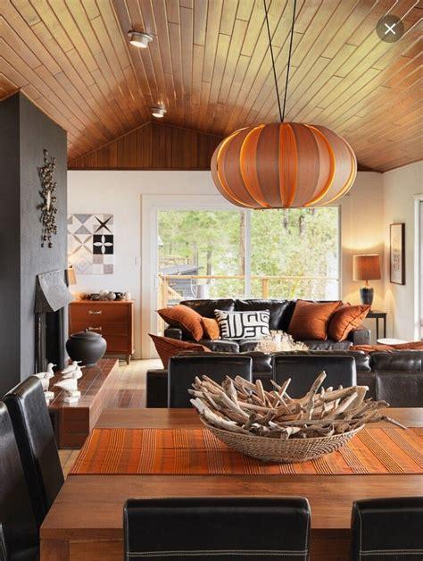 Burnt Orange Dining Room Decor by Best 25 Burnt Orange Rooms Ideas On Burnt