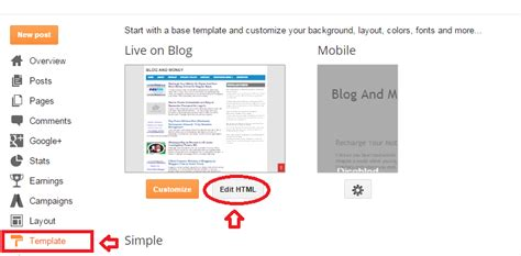 create 5 star rating widget for blogger website step by