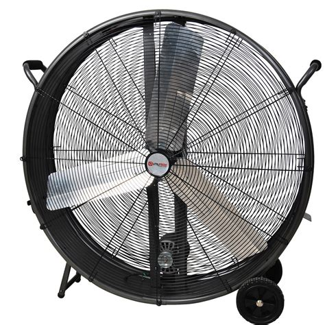 high velocity shop fan enlarged image