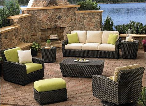 patio furniture decorating ideas for your patio and conservatory