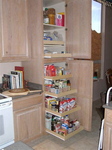 Pantry Sliding Shelves by Kitchen Cabinet Roll Out Shelf Mf Cabinets