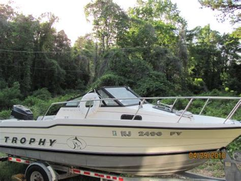 fishing boat picture 94 1994 20 foot bayliner trophy power boat for sale in mint