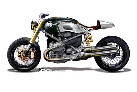 Bmw Concept Motorcycle by Bmw Lo Rider Concept At Eicma Motorcycle News