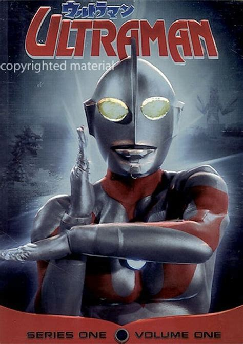 ultraman film series ultraman series one volume 1 dvd 1966 dvd empire