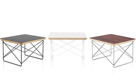eames 174 wire base low table hivemodern com