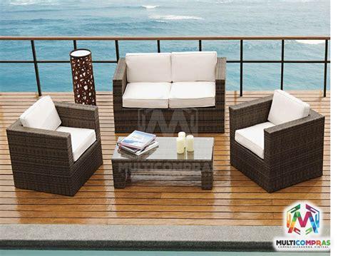 muebles de terrazas top cmo sacar partido a terrazas - Muebles Para Terrazas Exteriores