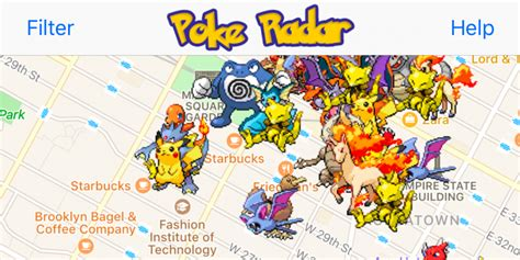 App To Find How To Find With Poke Radar App Business Insider
