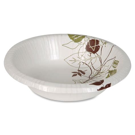 Paper Bowls - dixie ultra dixie pathways heavyweight paper plates