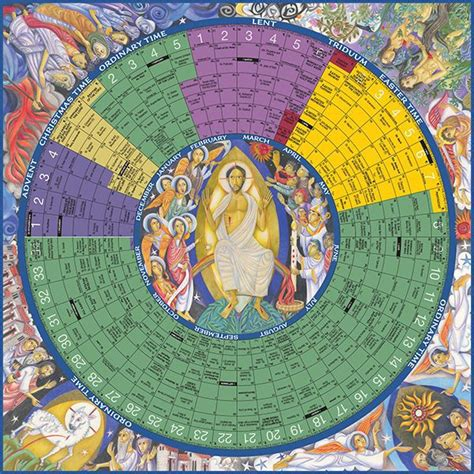 Episcopal Liturgical Calendar 2015 Catholic Liturgical Calendar 2016 Printable Calendar