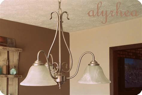 Easy Diy Chandelier Makeover Alyrhea Easy Diy Chandelier