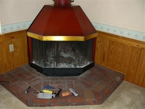 Vintage Metal Fireplace by How Do I Paint Vintage Metal Malm Or Preway Fireplace Retro Renovation