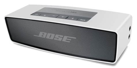 Baffle Bose by Bose Soundlink Mini Enceintes Bluetooth Sur Easylounge