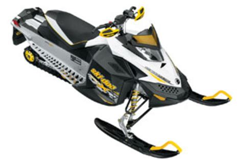 Ski Doo Mxz Ren X 600 Ho Etec 2009 2010 Pdf Sled Shop
