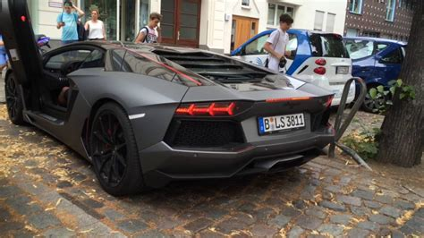 Boateng Auto by George Boateng With Kontra K In A Lamborghini Aventador
