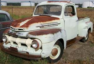 1952 Ford Truck Parts 1952 Ford Truck Parts Sale