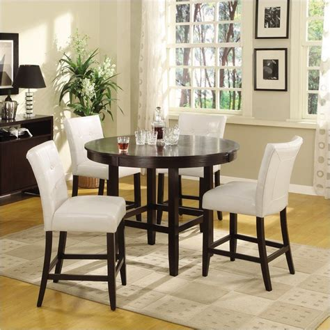 48 inch dining table set modus furniture modus bossa 5 48 inch counter