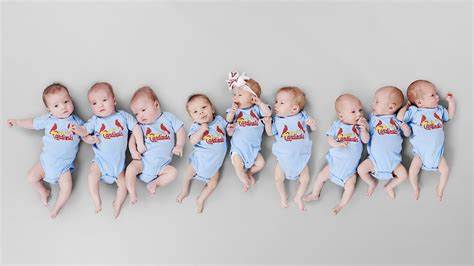Wbxonia Set 3 In 1 st louis doctor to triplets delivers 3 sets of triplets today