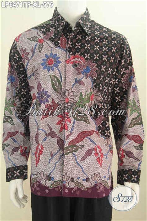 Kemeja Motif Bunga By Bajukipa jual baju batik mewah motif bunga kemeja batik modern