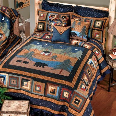 donna sharp bedding midnight bear quilt bedding quilted bedding sets donna sharp