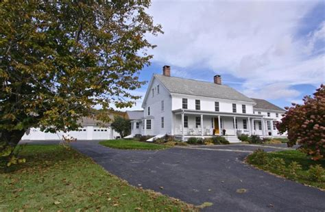 colonial farmhouse house of the week a colonial farmhouse that predates the