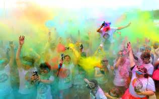 the color run brighton the color run uk