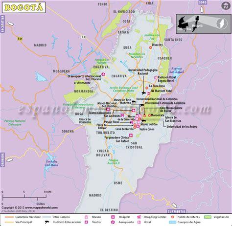 mapa de colombia bogot amrica del sur motorcycle review and mapa de bogota capital de colombia bogota