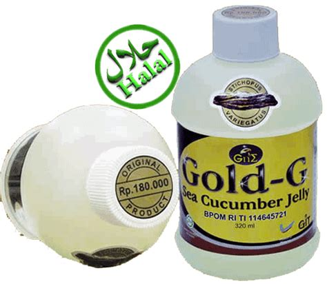 Pesanan G by Jelly Gamat Gold G