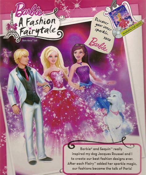 film barbie a fashion fairytale a fashion fairytale barbie movies photo 12480698 fanpop