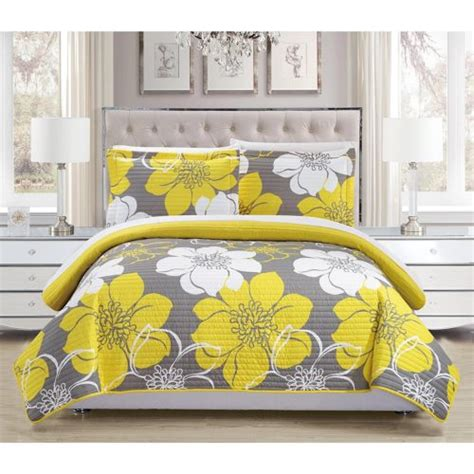 yellow floral bedding touch of yellow floral bedding sets comforter set duvet quilt sets