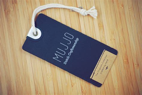 Hang Tag Spesial Design Besar Ready Stok Card hang tag for the originals collection
