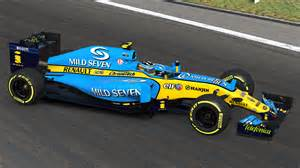 Renault R26 2006 F1 Renault R26 By Mike Owen Trading Paints