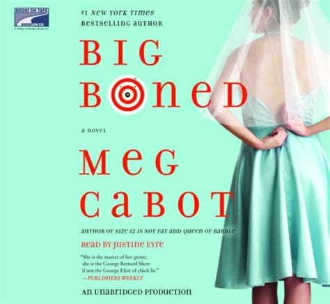 Big Boned Meg Cabot big boned by meg cabot book review readers