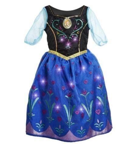 frozen light up dress disney frozen light up dress lowest price free