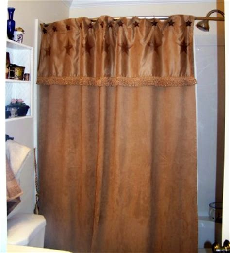 Rustic Bathroom Shower Curtains by Shower Curtain A Rustic Lone