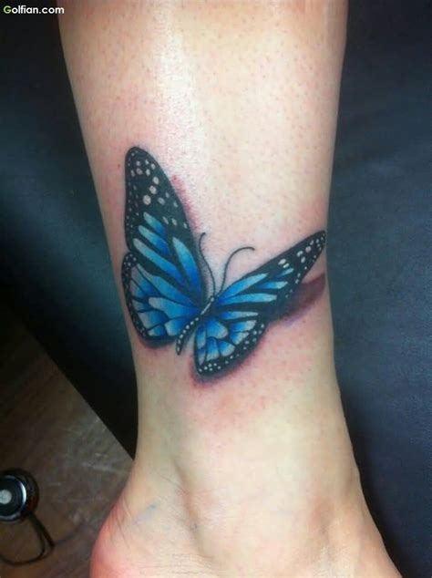 small 3d butterfly tattoos 50 lovely ankle butterfly tattoos designs small 3d