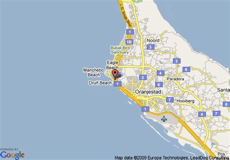 aruba divi tamarijn map of divi tamarijn aruba all inclusive aruba