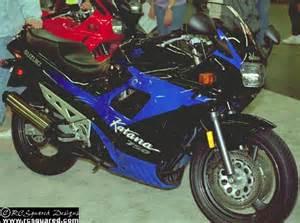 1994 Suzuki Katana 750 Built On A Wednesday