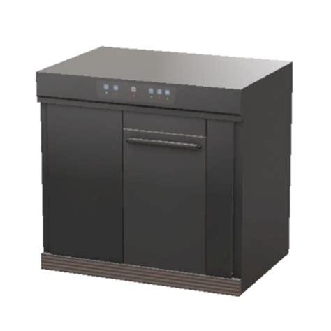 inque kitchen design set 1 trash compactor by inque