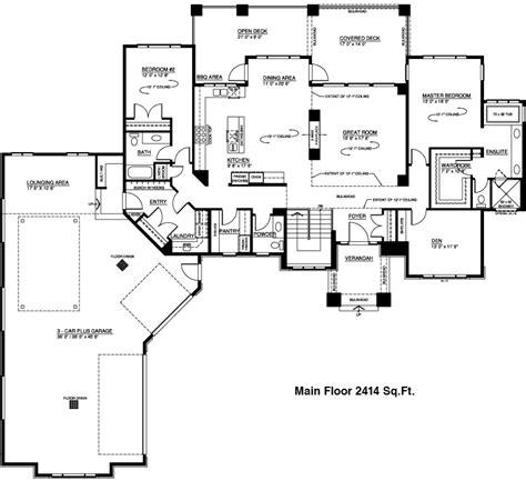 custom home builder floor plans with unique r 16861