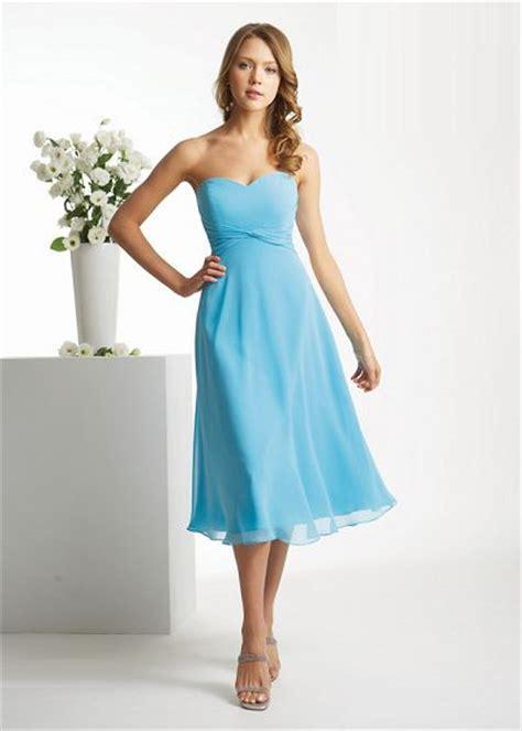 Light Blue Bridesmaid Dress by Light Blue Bridesmaid Dress With Sweetheart Neckline Ipunya