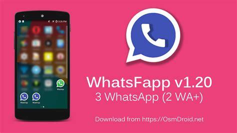 whatsapp themes osm download for all whatsfapp v1 20 two whatsapp plus